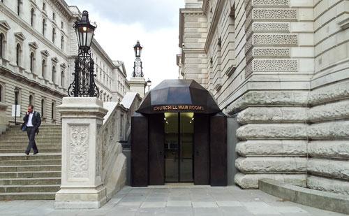 Churchill War Rooms - WW II